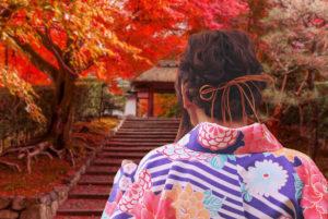 京都の着物買い取り:嵐山