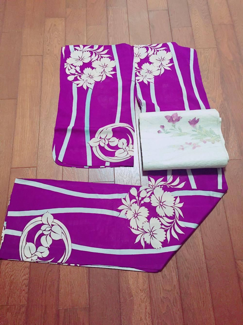 着物も帯も正絹6