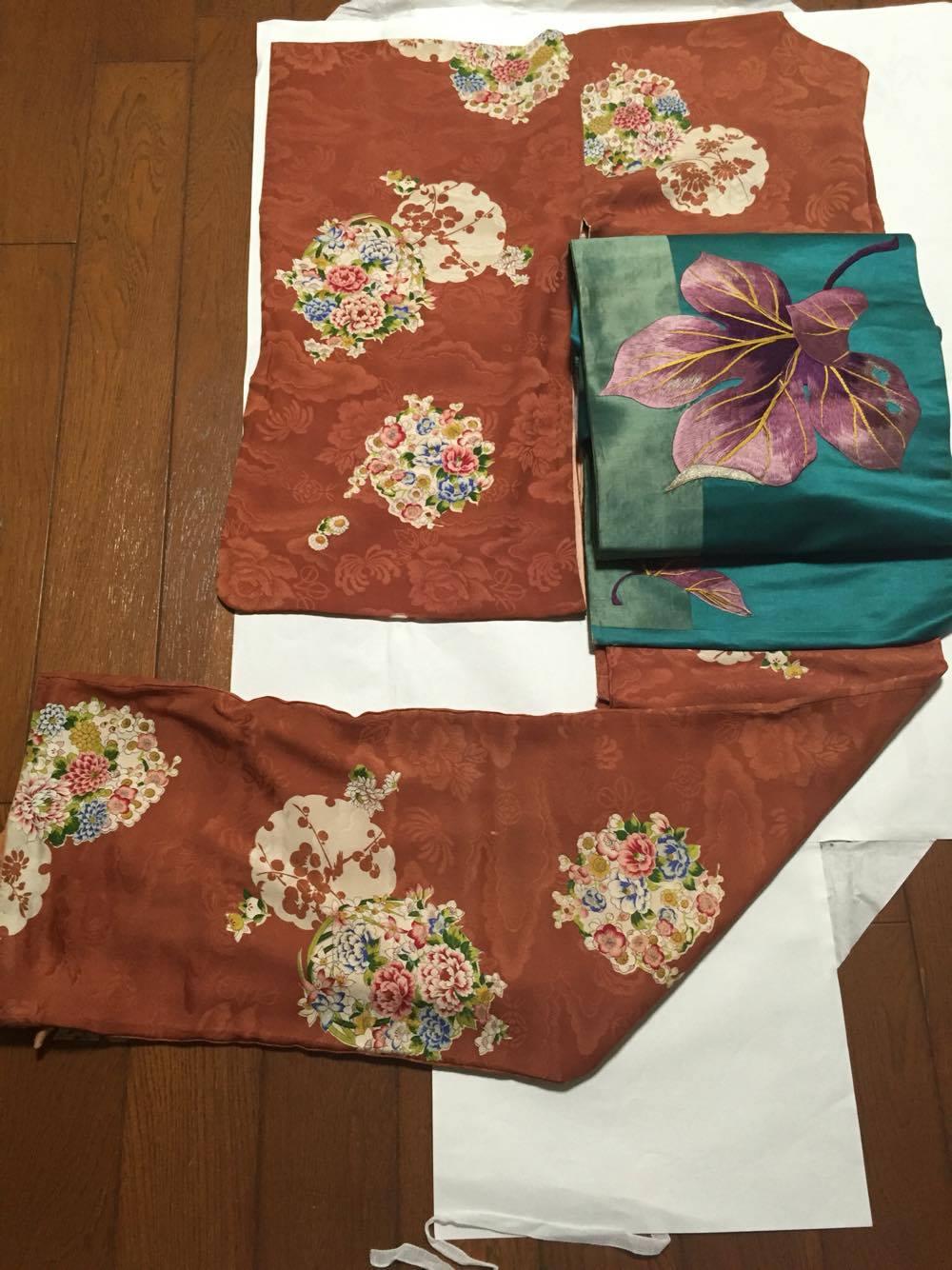 着物も帯も正絹4