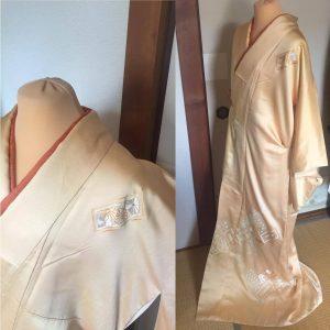 正絹の着物1
