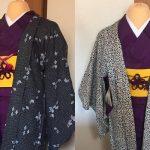 おばあちゃんのお古で和装を楽しもう!着物のリメイクコーデ。