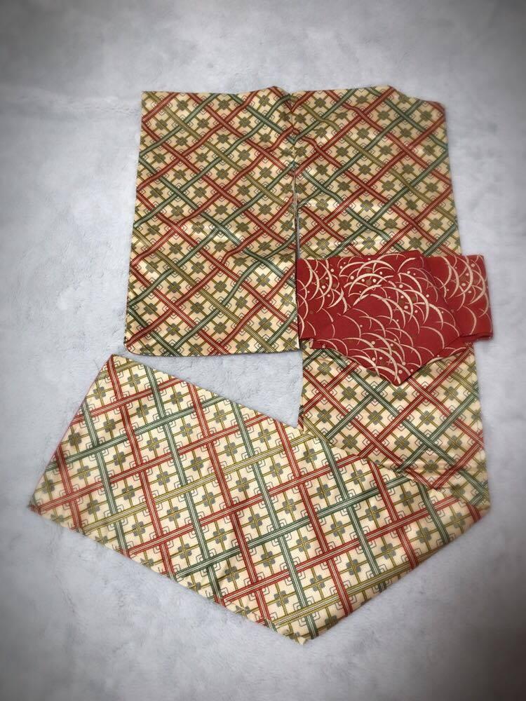 帯・着物ともに正絹8
