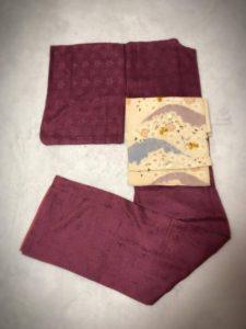 帯・着物ともに正絹5