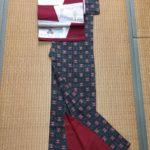 着物:正絹、帯;正絹8