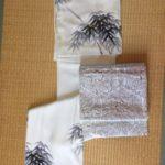 着物:正絹、帯;正絹4