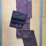 着物:正絹、帯;正絹10