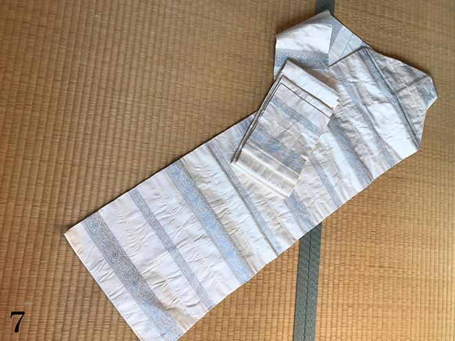 オリジナル帯結び-鎧-7